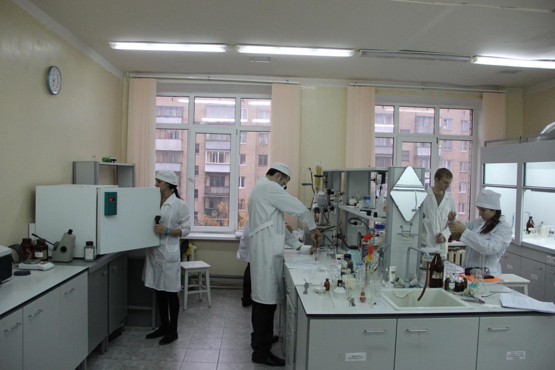Рисунок 6 – лаборатория органического